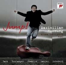 Maximilian Hornung - Jump!, CD