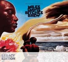 Miles Davis (1926-1991): Bitches Brew (Legacy Edition 2CD + DVD), 2 CDs und 1 DVD