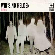 Wir sind Helden: Alles (2-Track), Maxi-CD