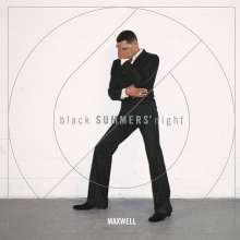 Maxwell: black SUMMERS' night, CD
