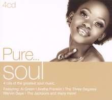 Pure... Soul, 4 CDs