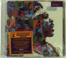 Jimi Hendrix: Blues (Deluxe Ed.)(CD + DVD), 1 CD und 1 DVD