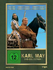Karl May Collection Box 1, 3 DVDs
