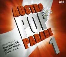 Austro Pop Parade Box, 3 CDs