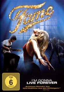 Fame (2009), DVD
