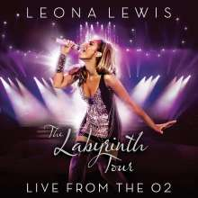 Leona Lewis: The Labyrinth Tour: Live From The O2, 1 CD und 1 DVD