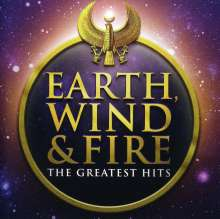 Earth, Wind & Fire: Greatest Hits, The, CD