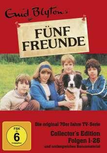 Fünf Freunde Episoden 1-26 (Blu-ray), 3 Blu-ray Discs