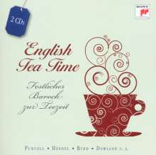 English Tea Time  - Festlicher Barock zur Teezeit, 2 CDs
