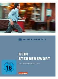 Kein Sterbenswort (Große Kinomomente), DVD