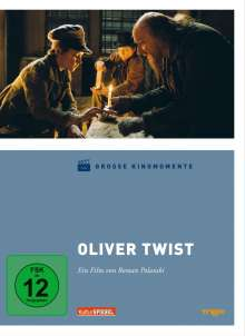 Oliver Twist (2005) (Große Kinomomente), DVD