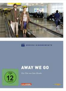 Away We Go (Große Kinomomente), DVD