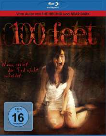 100 Feet (Blu-ray), Blu-ray Disc