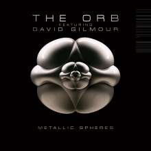 Orb feat. David Gilmour: Metallic Spheres, CD