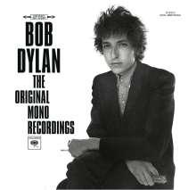 Bob Dylan: The Original Mono Recordings (Limited Edition Box-Set), 9 CDs