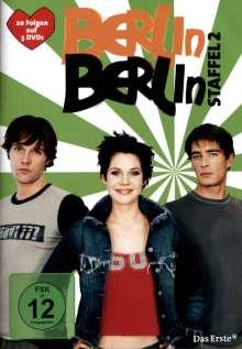 Berlin, Berlin Staffel 2, 3 DVDs