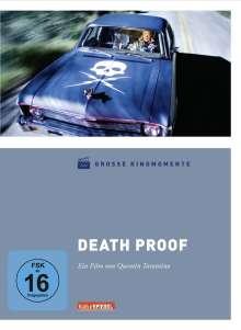 Death Proof - Todsicher (Große Kinomomente), DVD