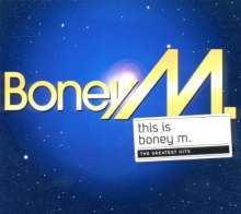Boney M.: This Is: The Greatest Hits, CD