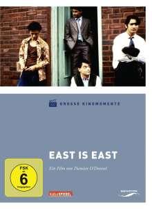 East Is East - Das Grauen vor dem Trauen (Große Kinomomente), DVD