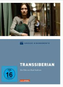 Transsiberian (Große Kinomomente), DVD
