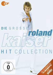 Roland Kaiser: Die große Roland Kaiser Hit Collection, DVD