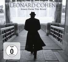 Leonard Cohen (1934-2016): Songs From The Road, CD