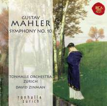 Gustav Mahler (1860-1911): Symphonie Nr.10 (Fassung nach Carpenter), Super Audio CD