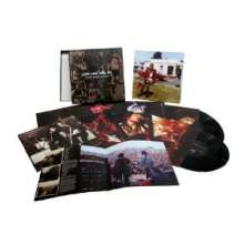 Jimi Hendrix: West Coast Seattle Boy - The Jimi Hendrix Anthology (180g), 8 LPs