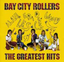 Bay City Rollers: Greatest Hits, The, CD