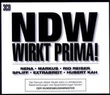 NDW wirkt prima, 3 CDs