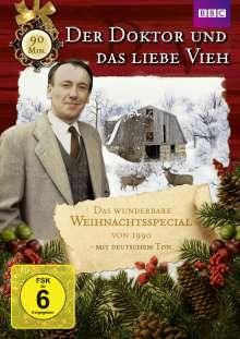 Der Doktor und das liebe Vieh: Weihnachts-Special 1990, DVD