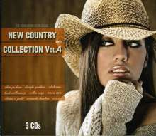 New Country Collection Vol. 4, 3 CDs