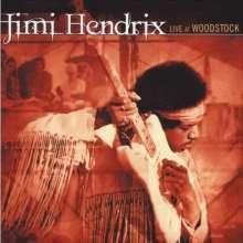 Jimi Hendrix: Live At Woodstock (180g)