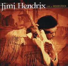 Jimi Hendrix: Live At Woodstock 1969, 2 CDs