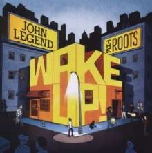 John Legend & The Roots: Wake Up, CD
