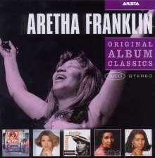 Aretha Franklin: Original Album Classics, 5 CDs
