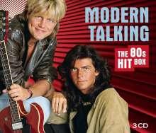 Modern Talking: The 80's Hit Box, 3 CDs