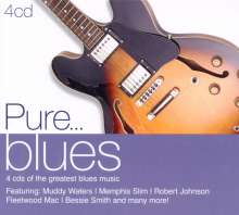 Pure...Blues, CD