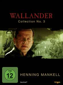 Henning Mankell: Wallander Collection Vol.3, 2 DVDs