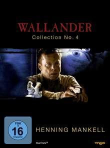 Henning Mankell: Wallander Collection Vol.4, 2 DVDs