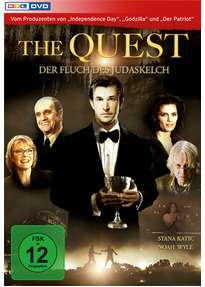 The Quest - Die TV-Serie (3 DVD), 3 DVDs