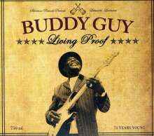 Buddy Guy: Living Proof, CD