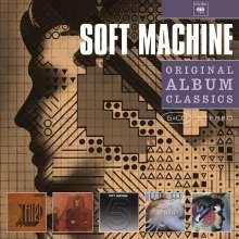 Soft Machine: Original Album Classics, 5 CDs