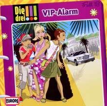 Die drei !!! Fall 18 - V.I.P.-Alarm, CD