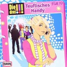 Die drei !!! Fall 19 - Teuflisches Handy, CD
