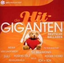 Die Hit-Giganten: Deutsche Balladen, 2 CDs