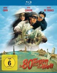 In 80 Tagen um die Welt (2004) (Blu-ray), Blu-ray Disc