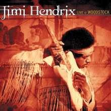 Jimi Hendrix: Live At Woodstock, 2 CDs
