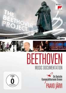 Ludwig van Beethoven (1770-1827): Das Beethoven-Projekt (Dokumentation), DVD