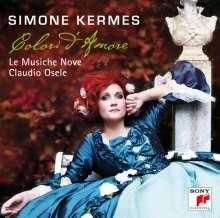 Simone Kermes - Colori d'amore, CD
